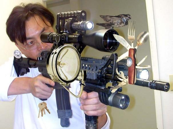 PROTIP: Keep your CQB rifle lightweight!