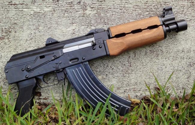 Stock M92 PAP Pistol