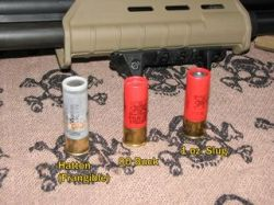 Breaching rounds