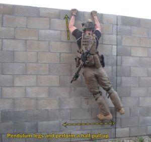 Wall climb 3