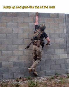 Wall climb 2